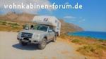 Ford Ford Ranger XLT als Tischer Wohnmobilumbau
