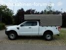 Ford Ranger Extracab mit X Vision Wohnkabin