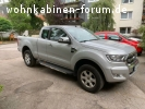 FORD Ranger Limited Extra Kabine 2,2l 160PS Automatik