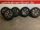 Ford Ranger Wildtrak (12/2018) ALU-Felgen und BF-Goodrich