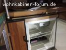Wohnkabine gebraucht mit Elektrischem Hubdach